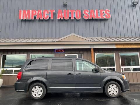 2012 Dodge Grand Caravan for sale at Impact Auto Sales in Wenatchee WA