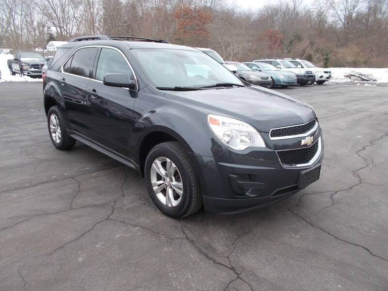 2014 Chevrolet Equinox for sale at MATTESON MOTORS in Raynham MA