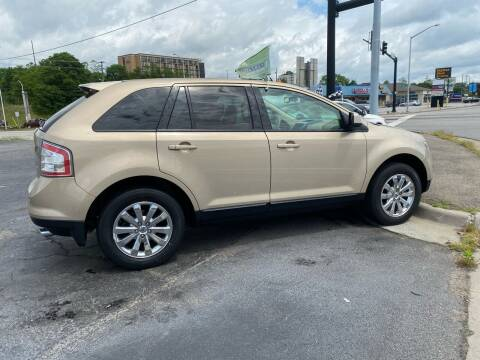 2007 Ford Edge for sale at Brian Jones Motorsports Inc in Danville VA