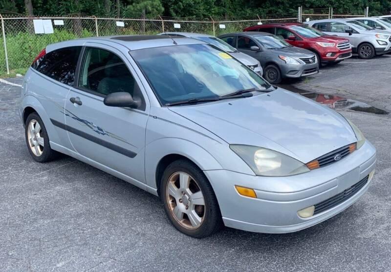 2003 Ford Focus for sale at Cobalt Cars in Atlanta GA