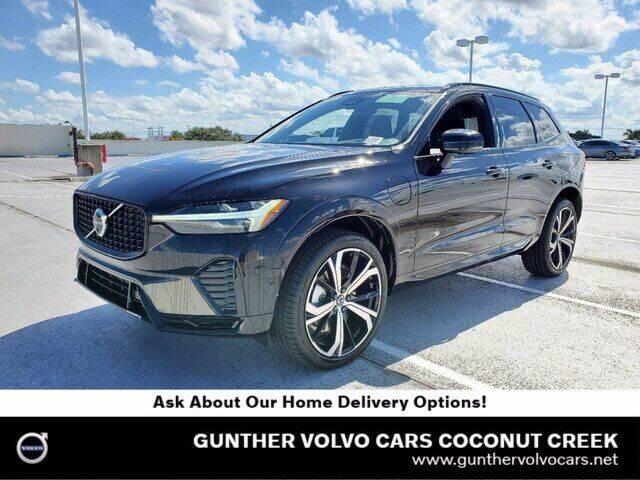 2022 Volvo XC60 for sale in Coconut Creek, FL
