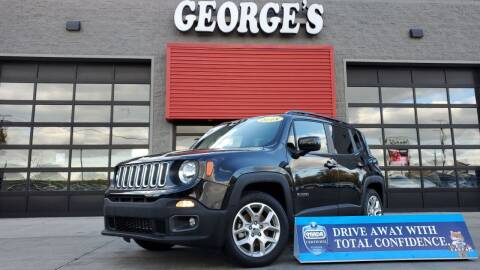 2018 Jeep Renegade for sale at George's Used Cars - Pennsylvania & Allen in Brownstown MI