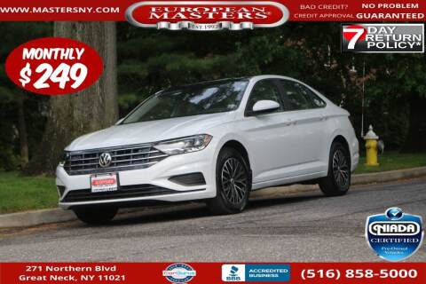 2019 Volkswagen Jetta for sale at European Masters in Great Neck NY