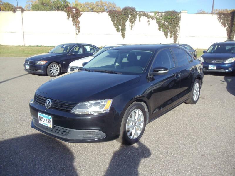 2012 Volkswagen Jetta for sale at Metro Motor Sales in Minneapolis MN