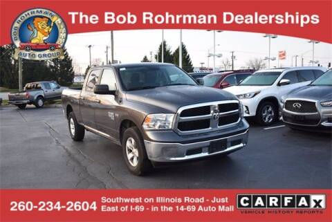 2019 RAM Ram Pickup 1500 Classic for sale at BOB ROHRMAN FORT WAYNE TOYOTA in Fort Wayne IN