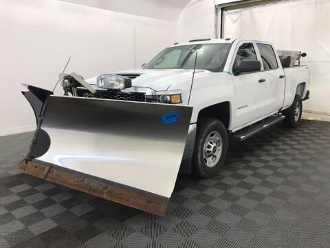 2019 Chevrolet Silverado 2500HD for sale at Trucksmart Isuzu in Morrisville PA