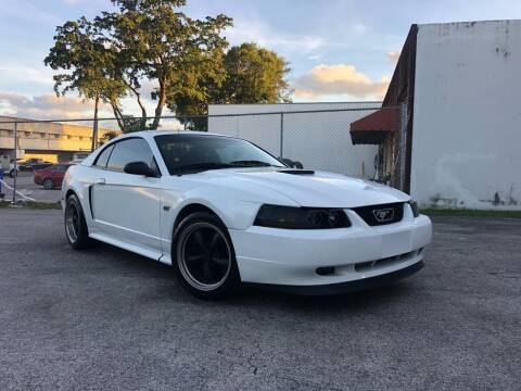 2002 Ford Mustang for sale at Florida Cool Cars in Fort Lauderdale FL