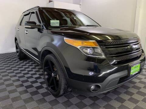2013 Ford Explorer for sale at Sunset Auto Wholesale in Tacoma WA