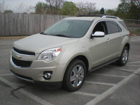 2014 Chevrolet Equinox for sale at 611 CAR CONNECTION in Hatboro PA