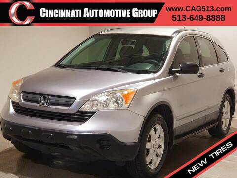2008 Honda CR-V for sale at Cincinnati Automotive Group in Lebanon OH