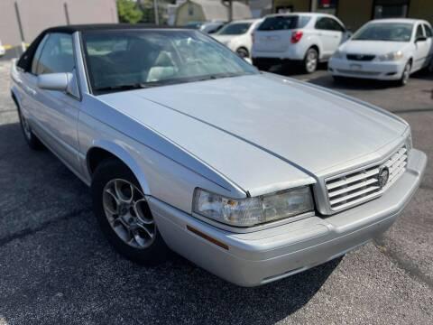 2000 Cadillac Eldorado for sale at speedy auto sales in Indianapolis IN