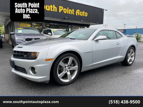 2010 Chevrolet Camaro for sale at South Point Auto Plaza, Inc. in Albany NY