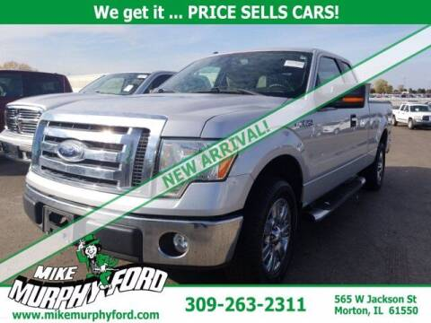 2009 Ford F-150 for sale at Mike Murphy Ford in Morton IL