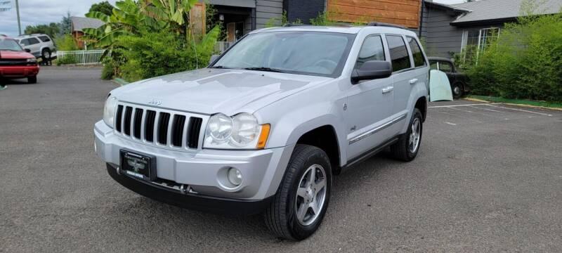 2006 Jeep Grand Cherokee for sale at Persian Motors in Cornelius OR