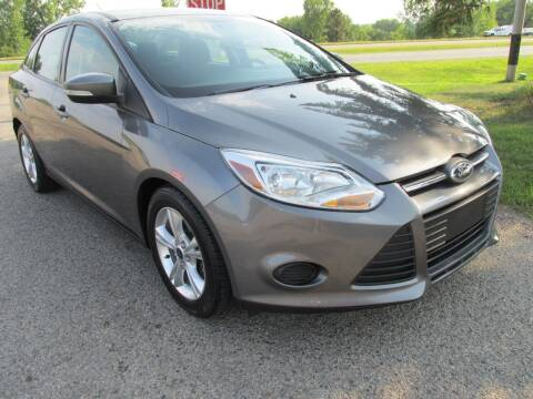 2014 Ford Focus for sale at Buy-Rite Auto Sales in Shakopee MN