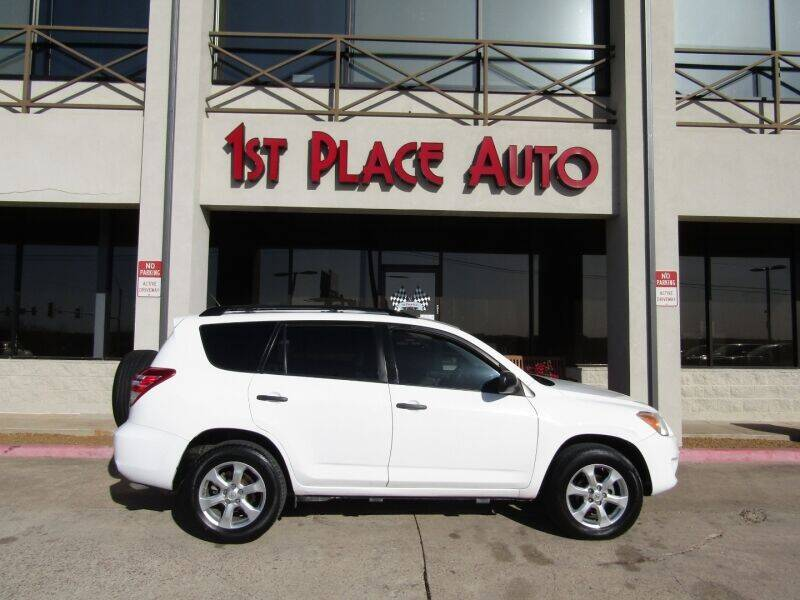 2012 Toyota RAV4 for sale at First Place Auto Ctr Inc in Watauga TX