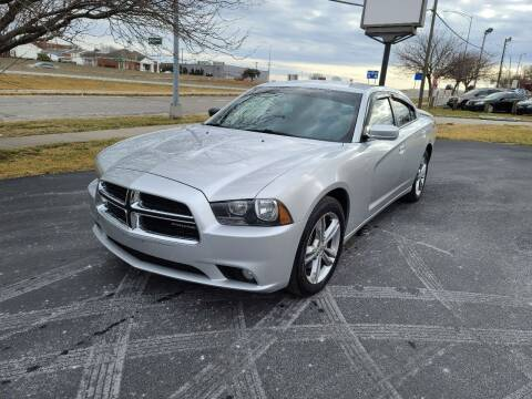 2012 Dodge Charger for sale at Auto Hub in Grandview MO