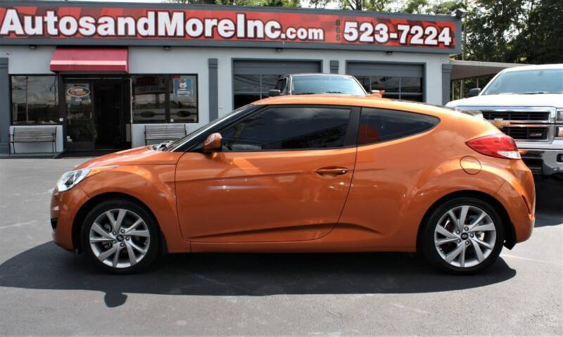 2016 Hyundai Veloster for sale at Autos and More Inc in Knoxville TN