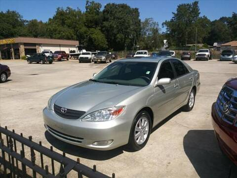 2003 Toyota Camry for sale at TR Motors in Opelika AL