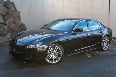 2014 Maserati Ghibli for sale at Zadart in Bellevue WA