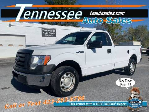 2011 Ford F-150 for sale at Tennessee Auto Sales in Elizabethton TN