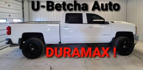 2019 Chevrolet Silverado 2500HD for sale at Ubetcha Auto in St. Paul NE