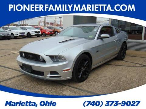 2014 Ford Mustang for sale at Pioneer Family preowned autos in Williamstown WV