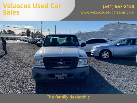 2010 Ford Ranger for sale at Velascos Used Car Sales in Hermiston OR