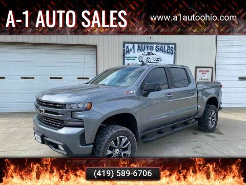 2020 Chevrolet Silverado 1500 for sale at A-1 AUTO SALES in Mansfield OH