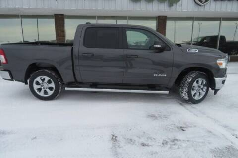 2021 RAM Ram Pickup 1500 for sale at DAKOTA CHRYSLER CENTER in Wahpeton ND