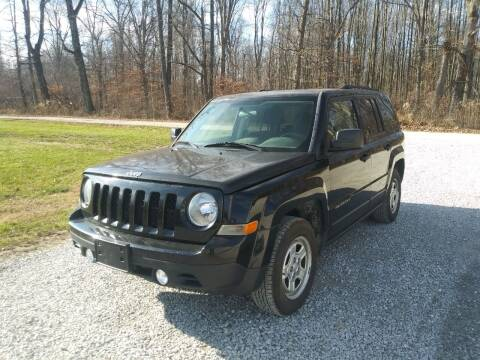 2014 Jeep Patriot for sale at Doyle's Auto Sales and Service in North Vernon IN