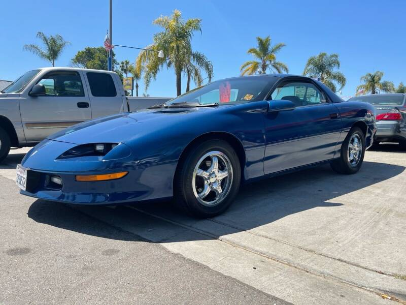 1995 Chevrolet Camaro for sale at 3K Auto in Escondido CA