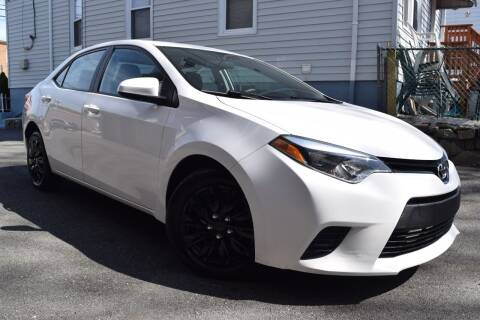 2014 Toyota Corolla for sale at VNC Inc in Paterson NJ