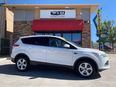 2014 Ford Escape for sale at 719 Automotive Group in Colorado Springs CO