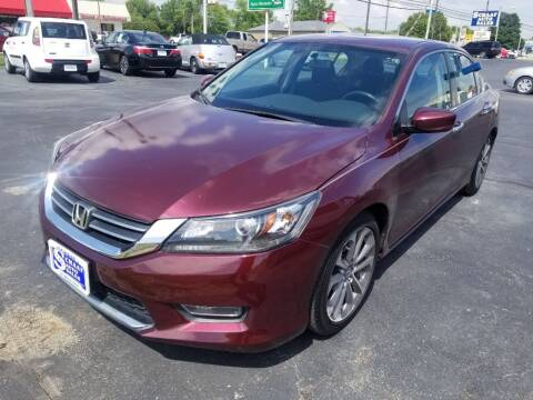 2013 Honda Accord for sale at Larry Schaaf Auto Sales in Saint Marys OH