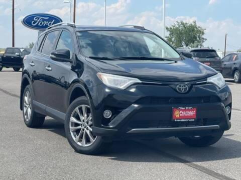 2016 Toyota RAV4 for sale at Rocky Mountain Commercial Trucks in Casper WY