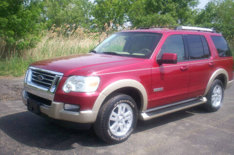 2006 Ford Explorer for sale at Action Auto Wholesale - 30521 Euclid Ave. in Willowick OH