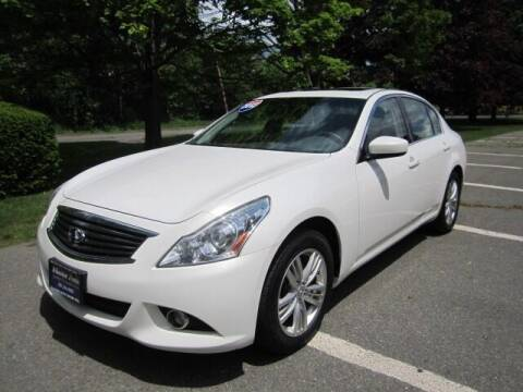 2012 Infiniti G37 Sedan for sale at Master Auto in Revere MA
