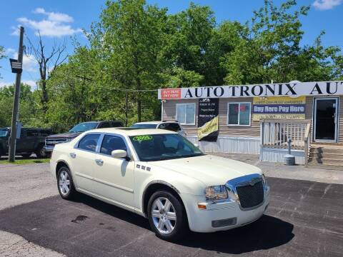 2005 Chrysler 300 for sale at Auto Tronix in Lexington KY