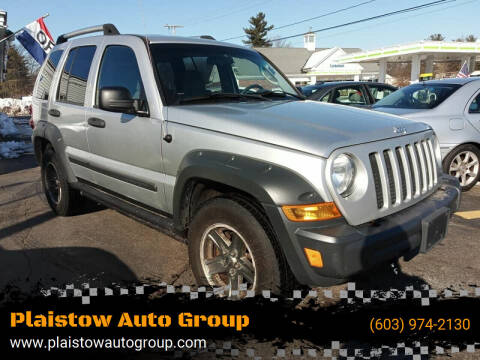 2006 Jeep Liberty for sale at Plaistow Auto Group in Plaistow NH