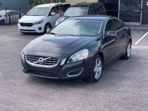 2012 Volvo S60 for sale at GREAT DEAL AUTO in Tampa FL