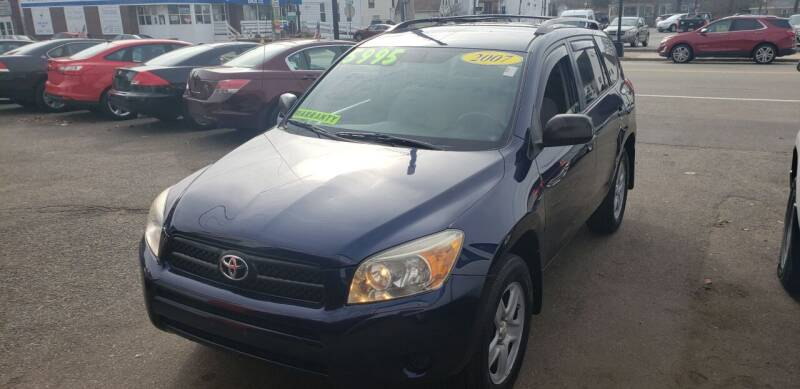 2007 Toyota RAV4 for sale at TC Auto Repair and Sales Inc in Abington MA
