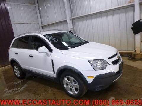 2014 Chevrolet Captiva Sport for sale at East Coast Auto Source Inc. in Bedford VA