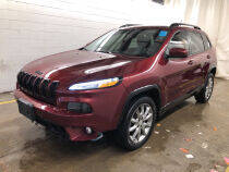 2018 Jeep Cherokee for sale at Rev Auto in Clarion IA