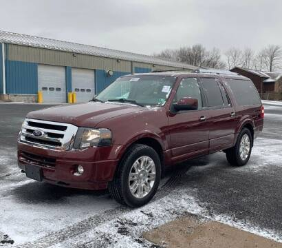 2012 Ford Expedition EL for sale at CAR SPOT INC in Philadelphia PA