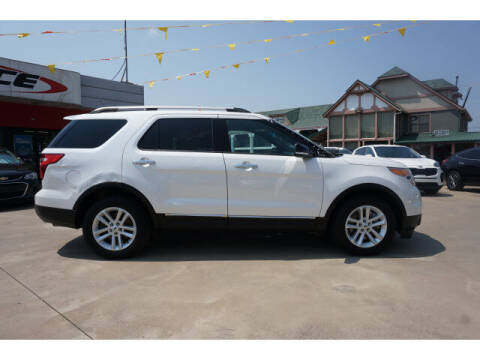 2013 Ford Explorer for sale at Sand Springs Auto Source in Sand Springs OK