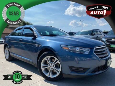 2018 Ford Taurus for sale at Street Smart Auto Brokers in Colorado Springs CO