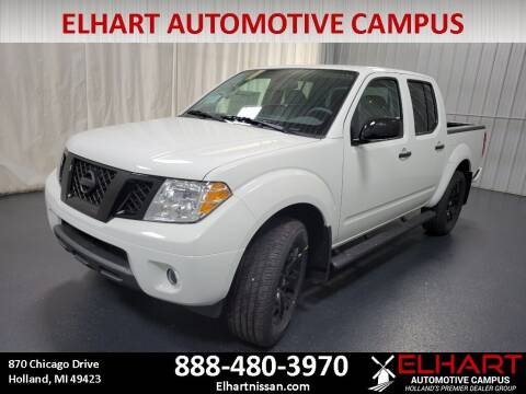 2021 Nissan Frontier for sale at Elhart Automotive Campus in Holland MI