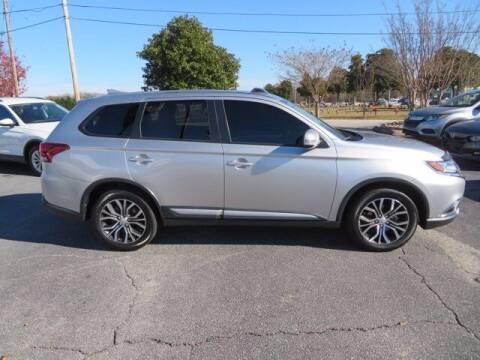 2018 Mitsubishi Outlander for sale at DICK BROOKS PRE-OWNED in Lyman SC