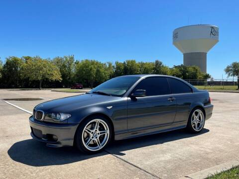 2006 BMW 3 Series for sale at Enthusiast Motorcars of Texas in Rowlett TX
